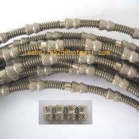 vacuume brazed diamond wire saw