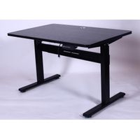 single motor height adjustable desk