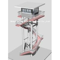 modeling tower5