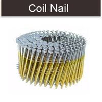 Coil wire nails Coil roofing nails