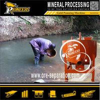 Mini Rotary Gold Panning Machine for Gold processing thumbnail image