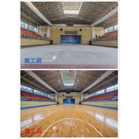 Factory quality PVC vinyl sports flooring
