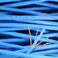 Cat6E Ethernet Network Cable 10G Bulk Ethernet Cable
