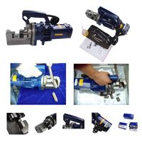 BE-RC-32 steel rod cutter  automatic rebar cutting and bending machine