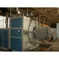Large Diameter Winding Pipe Extrusion Line