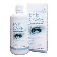 EYE CARE multi purpose solution