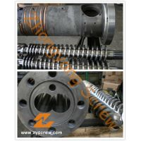 Customize/Design Conical Bimetallic Twin Screw Barrel