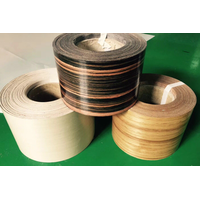 Profile Wrapping Veneer Finger Jointed Continuous Veneer Rolls for Doors and Windows Industries