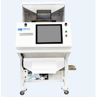 poppy seeds teff cleaning machine color sorting optical sorter with good price