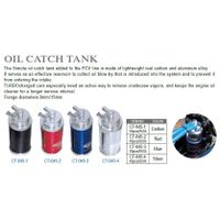 Oil Catch Can - Carbon, Blue, Red, Silver Color SIMOTA