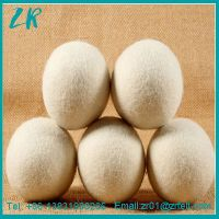 100% Pure Organic Wool Dryer Ball