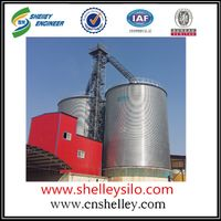 1500ton grain storage silos prices