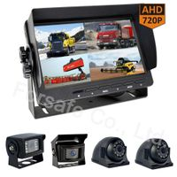 "OEM/ODM 7"" Heavy Duty Standalone Rear View Monitor Camera System thumbnail image"