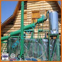 New design JNC china waste oil refining  to diesel oil