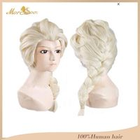 frozen elsa wig for adult snow queen