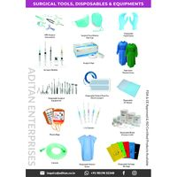 Surgical Tools, Disposables & equipments thumbnail image