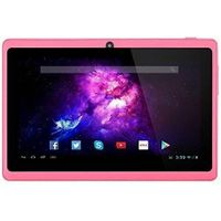 7'' Tablet - Android 4.4, Quad Core, HD 1024x600, Dual Camera, Bluetooth, Wi-Fi, 8GB, 3D Game Suppor