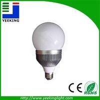 High brightness LED Bulb E27 9W