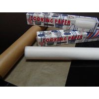 Japanese Standard Food Grade Unbleached Double Sides Silicone Coated Baking Paper