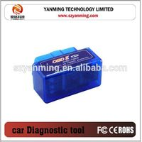 MINI ELM327 Bluetooth OBD2 V1.5,Super well Super MINI ELM327 Bluetooth OBD2 V1.5 ELM 327 OBD2/OBD II