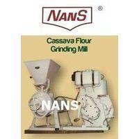 Cassava Flour Grinding Mill
