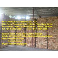 Vietnam Acacia sawn timber for export