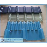 Anti-corrosion UV resistance fiberglass skylight panel from Qinhuangdao Shengze