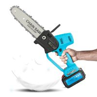 SUCA 21v Electric Chain Saw Electric Mini Chain Saw With Battery thumbnail image