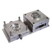 CUSTOM GERMAN STEEL INJECTION MOULD FOR ELECTRONIC, MEDICAL INDUSTRY thumbnail image