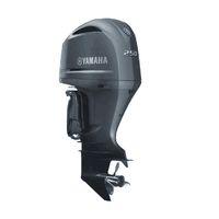 New 2017 Yamaha F250 V6 4 Stroke Outboard Motor