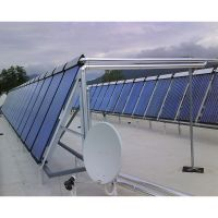 Heat Pipe Absorber Solar Evacuated Tube Collector For Water System thumbnail image