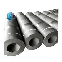 HP 300mm Factory price Graphite Electrode for Steel making thumbnail image
