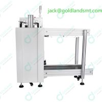 SMT Loader for loading PCB storage racks used in SMD production Line