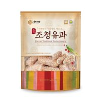 Ho-Jeong-Ga Changpyeong Yugwa_Korean Traditional Confectionery
