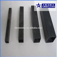 Supply AISI Cold Rolled Steel Square Pipe for Constructions From Made in China