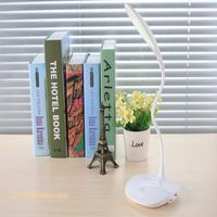 Eye Protection Touch Switch Desk Lamp LED, Dimmable Modern LED Reading Light Lamp, LED Reading Lamp