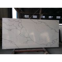 Calacatta white quartz slab ,quartz stone manufacturer in china SQ9002