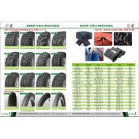 ATV tyres/tires/wheels