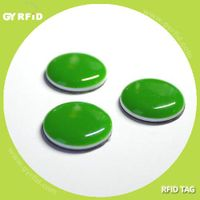 LF tk4100 mulicolor id tag with PVC expoxy(gyrfidstore)