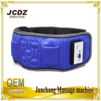 5 Times Vibration Slimming Massage Rejection Fat Weight Loss Belt