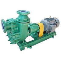FEP(F46) Teflon Lining Plastic Self-Priming Centrifugal Pump