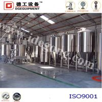 Beer brewing machine,beer tanks/equipment/plant/kettles/brewery for sale thumbnail image