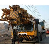 Used 200Tons Crane of LIEBHERR-LTM1200_200Tons thumbnail image