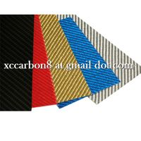 Color Carbon Fiber Sheet/plate/board carbon fiber thick plate 8mm