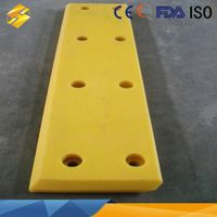 UHMWPE Dock Bumper Board Marine Fender Face Sheet
