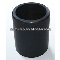 Ceramic Coated Wear Resistant Shaft Sleeve For Sludge Pump