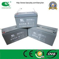 12V100AH  LEAD AID BATTERY FOR GOLF CAR
