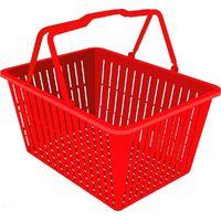 Plastic Shopping Hand Basket