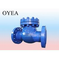 Cast Steel Stainless Steel Flanged Weld Swing Check Valve