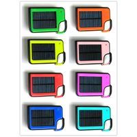 latest design solar charger for iphone, nokia, blackberry, samsung